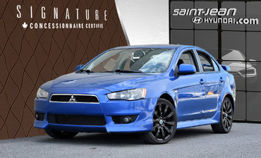 Mitsubishi Lancer GTS/ TOIT OUVRANT/ INT. CUIR 2010