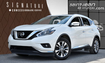 Nissan Murano SL / TOIT PANO ET CUIR 2018