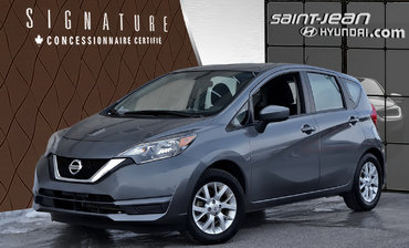 Nissan Versa Note SV + MAG, CAMERA, BLUETOOTH + 2017