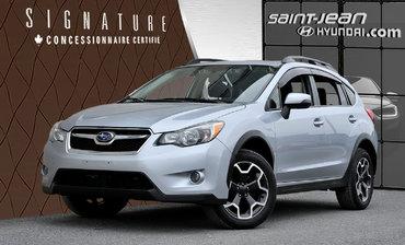 Subaru Crosstrek Limited  / TOIT / CUIR / NAVI 2015