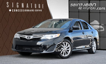 Toyota Camry LE Touring 2014