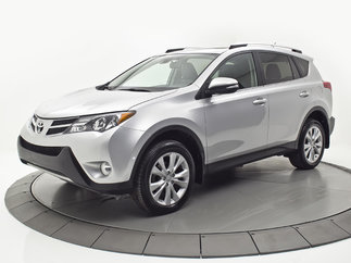 Toyota RAV4 Limited, AWD 2015
