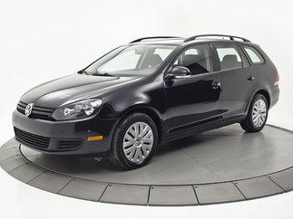Volkswagen Golf wagon  2012