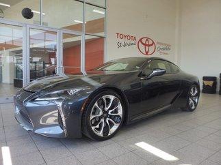 Lexus LC *** V8 5.0L *** OPTION CARBONNE *** 2018