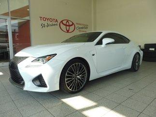 Lexus RC F *** V8 5.0L *** 467 HP *** CUIR *** NAV *** 2015