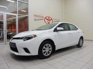 Toyota Corolla *** GR ELECT *** A/C *** BLUETOOTH *** 2015