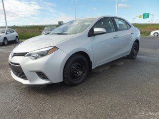 Toyota Corolla * AUTOMATIQUE * 53 000 KM * CAMÉRA DE RECUL * 2015