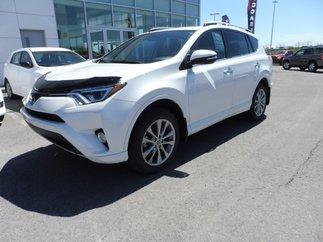 Toyota RAV4 * PLATINUM * 11 500 KMS * CUIR * TOIT * JBL * 2017