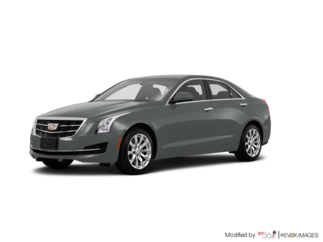 Cadillac ATS Sedan AWD 2017