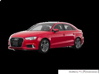 Audi A3 Berline PROGRESSIV 2018