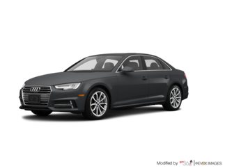 Audi BERLINE A4 PROGRESSIV 2018
