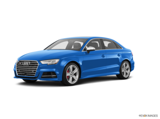 2018 Audi S3 BERLINE PROGRESSIV