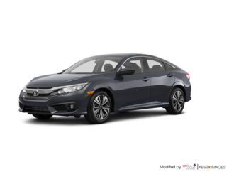 2018 Honda Civic Berline EX-T