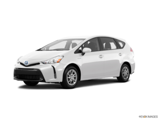 2018 Toyota Prius v PRIUS V