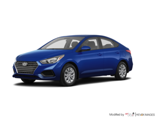 2018 Hyundai ACCENT LE 4 PORTES