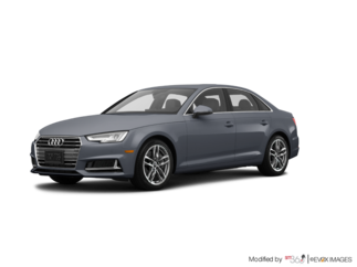 Audi BERLINE A4 TECHNIK 2019