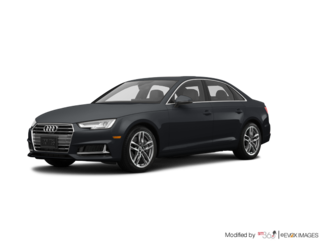 2019 Audi BERLINE A4 TECHNIK