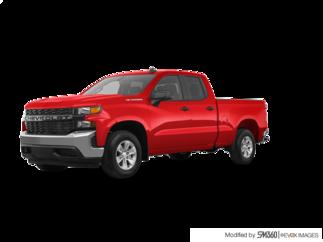 Chevrolet K1500 SILVERADO CREW CAB CUSTOM TRAIL BOSS STD/BOX (2CX)  2019