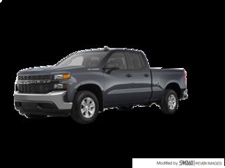 Chevrolet K1500 Silverado double cab LT std/box (1LT)  2019