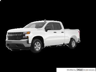 Chevrolet K1500 SILVERADO REG CAB WT L/BOX (1WT)  2019
