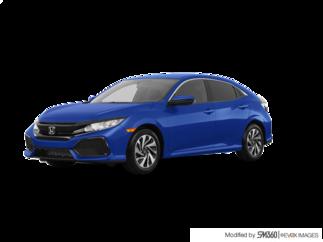 Honda Civic Hatchback LX MT 2019