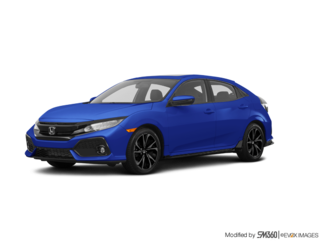 Honda Civic Hatchback SPORT TOURING CVT 2019