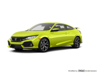 Honda Civic Coupe SI 2019