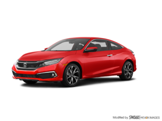 Honda Civic Coupe TOURING 2019