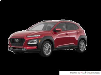 Hyundai Kona Luxury 2019