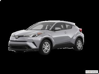 2019 Toyota C-HR LE (2)