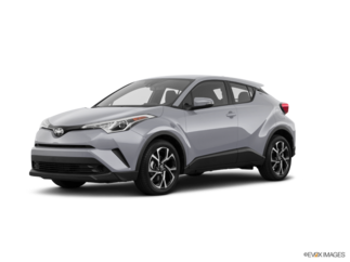 Toyota C-HR FWD LIMITED (BLACK TWO TONE PAINT) XLE 2019