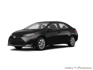2019 Toyota Corolla 4-door Sedan CE CVTi-S