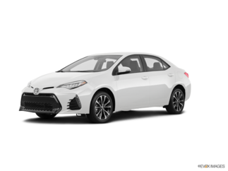 2019 Toyota Corolla 4-door Sedan SE CVTi-S