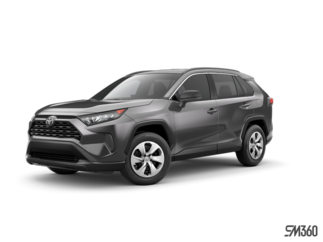 2019 Toyota RAV4 FWD LE LE