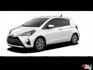 2019 Toyota Yaris 5-dr LE convenience pkg auto LE