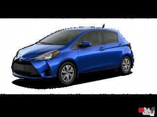 2019 Toyota Yaris 5-dr LE convenience pkg auto