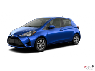 2019 Toyota YARIS HATCHBACK 5 PTES LE 4A