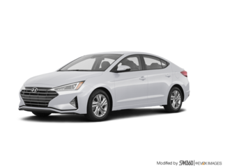 Hyundai Elantra Preferred w/Sun & Safety Package 2020