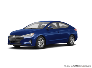 Hyundai Elantra Preferred Sun & Safety Package 2020