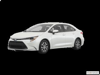 2020 Toyota COROLLA HYBRID eCVT Hybrid