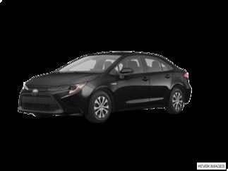 Toyota COROLLA HYBRID eCVT PREMIUM PKG Hybrid 2020