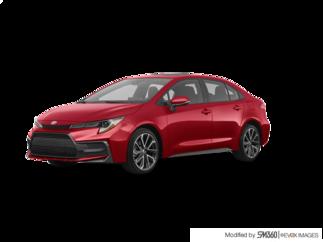 2020 Toyota COROLLA SE CVT UPGRADE PKG SE