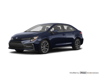 2020 Toyota Corolla 4-door Sedan SE CVT