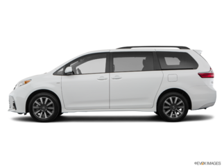 2020 Toyota SIENNA LE AWD 7-PASSENGER V6 LE