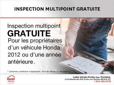 Inspection multipoint gratuite