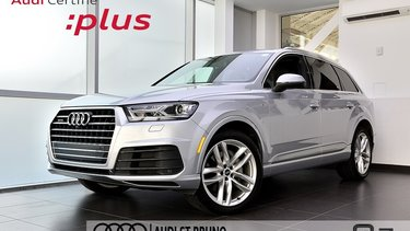 Q7 PROGRESSIV + S-LINE + DRIVER ASSIST