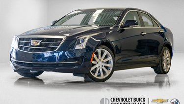 ATS 2.0L Turbo Luxury AWD **GPS ** CAMERA **