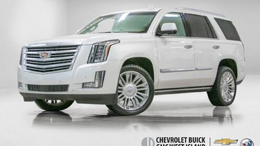 Escalade Platinum **DVD ** GPS ** CAMERA **