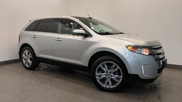 Edge Limited 4D Utility AWD