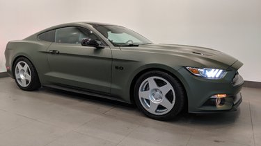Mustang GT Touchscreen, Backup Camera, Alloys